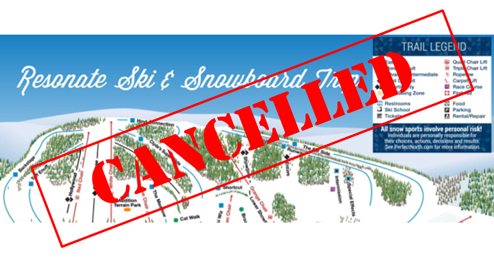 ski trip cancelled