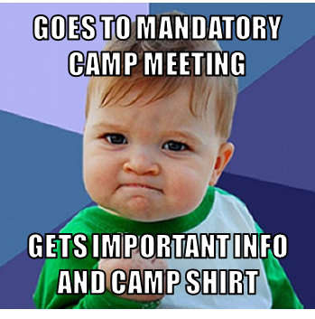camp meeting meme
