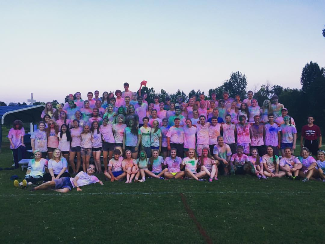 Color war 2015